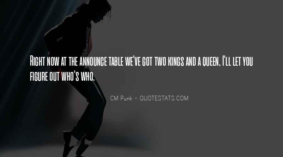Kings Queens Quotes #438999