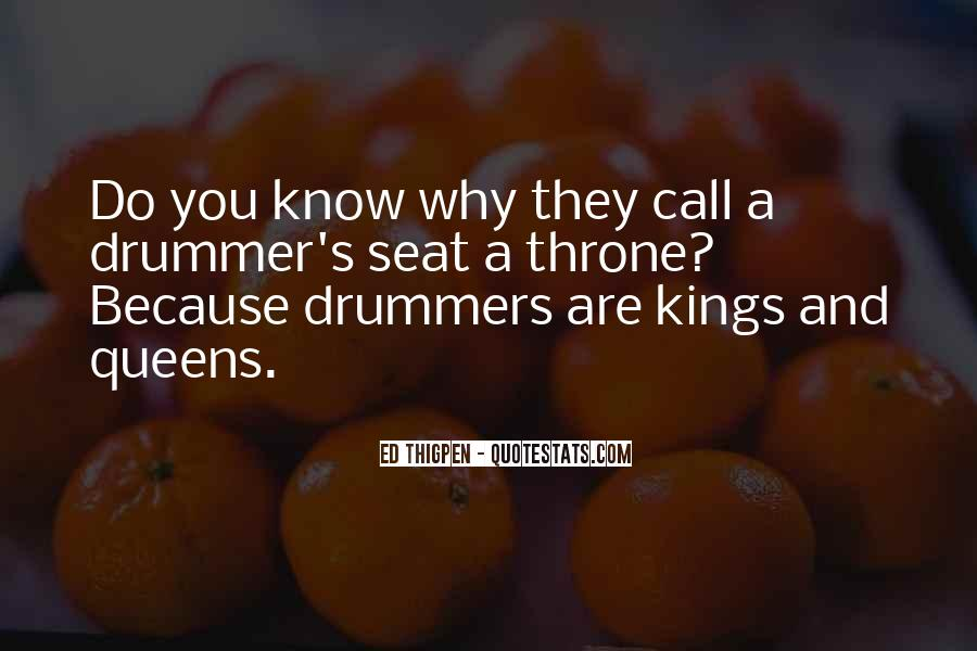 Kings Queens Quotes #752247