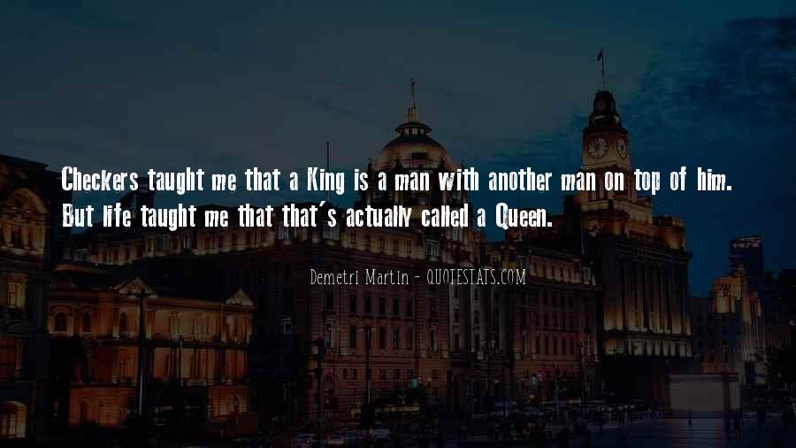 Kings Queens Quotes #766907