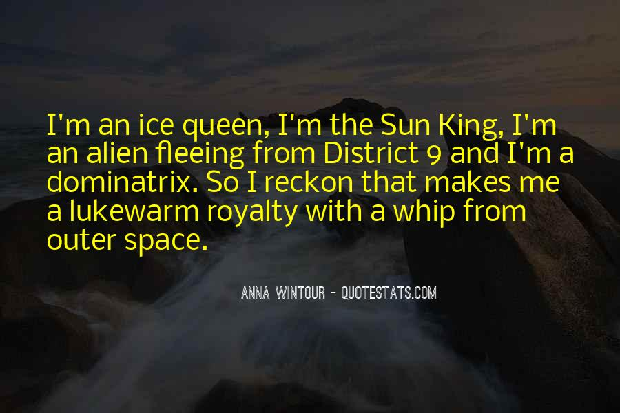 Kings Queens Quotes #894476