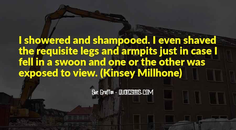 Kinsey Millhone Quotes #788540
