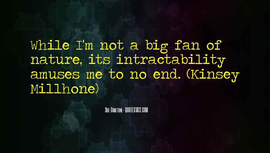 Kinsey Millhone Quotes #862230