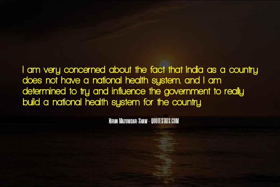 Kiran Mazumdar Quotes #1763796