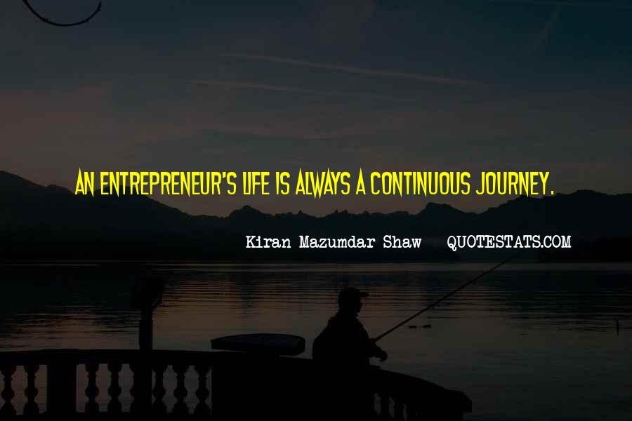 Kiran Mazumdar Quotes #275634
