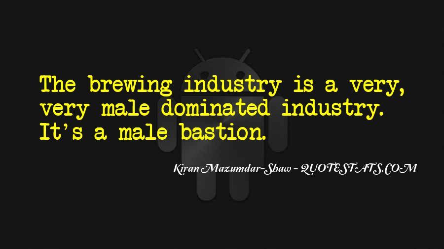 Kiran Mazumdar Quotes #70504