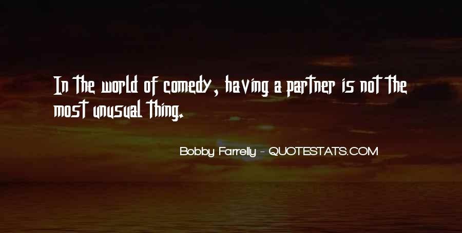 Quotes About Unusual Things #1101286
