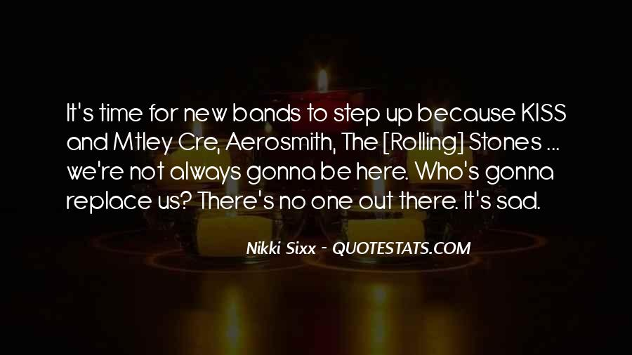 Kiss The Band Quotes #656956
