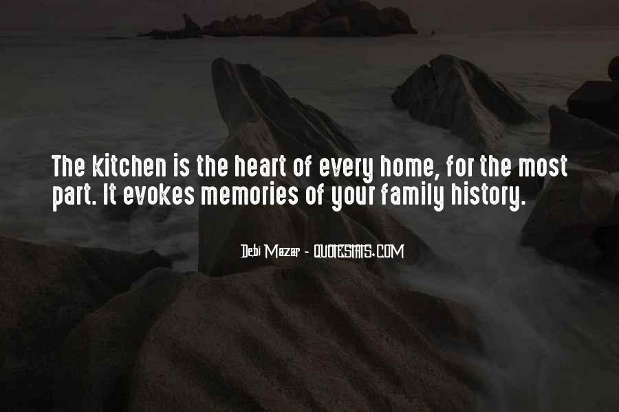 Kitchen Heart Home Quotes #1807041