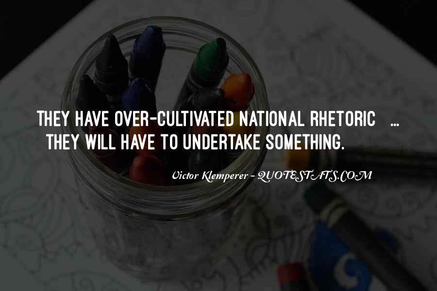 Klemperer Quotes #1705373