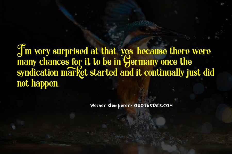 Klemperer Quotes #380922