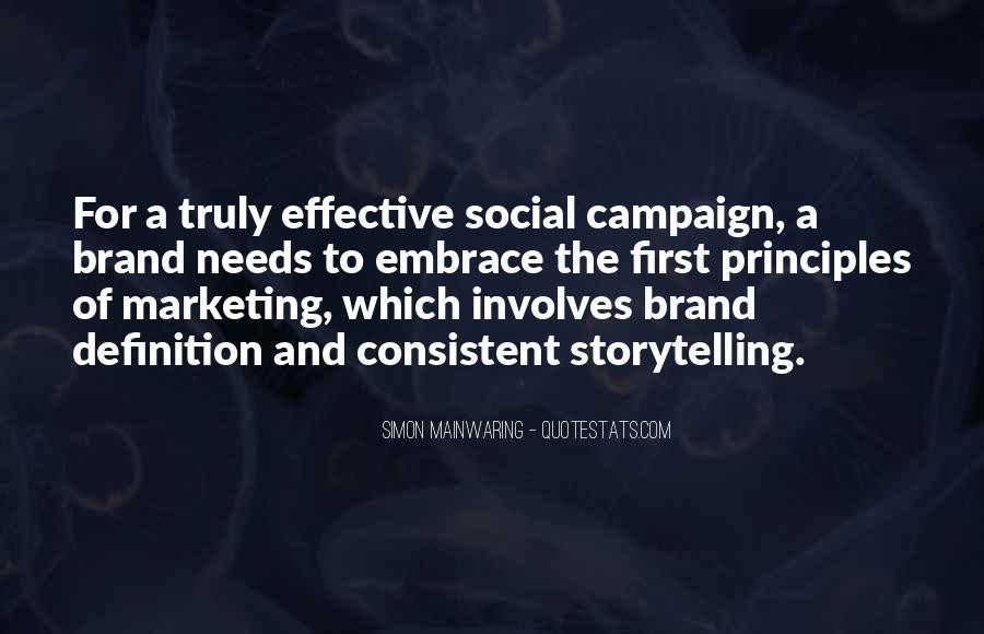 Quotes About Effective Marketing #1156857