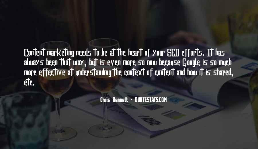 Quotes About Effective Marketing #1174733