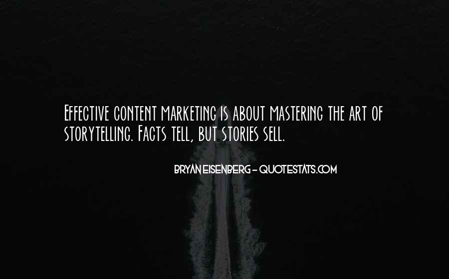 Quotes About Effective Marketing #1867111