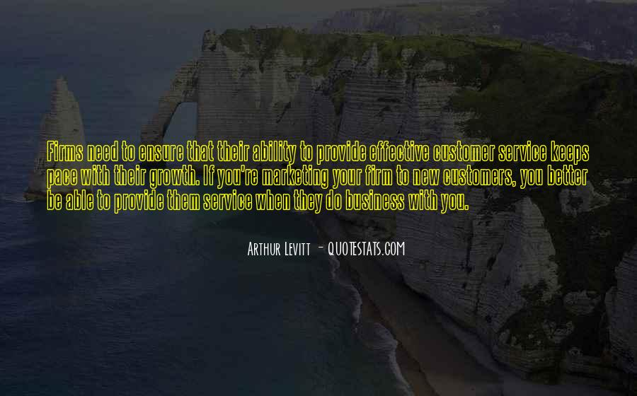 Quotes About Effective Marketing #354084