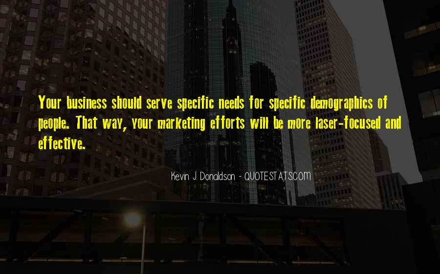 Quotes About Effective Marketing #553868