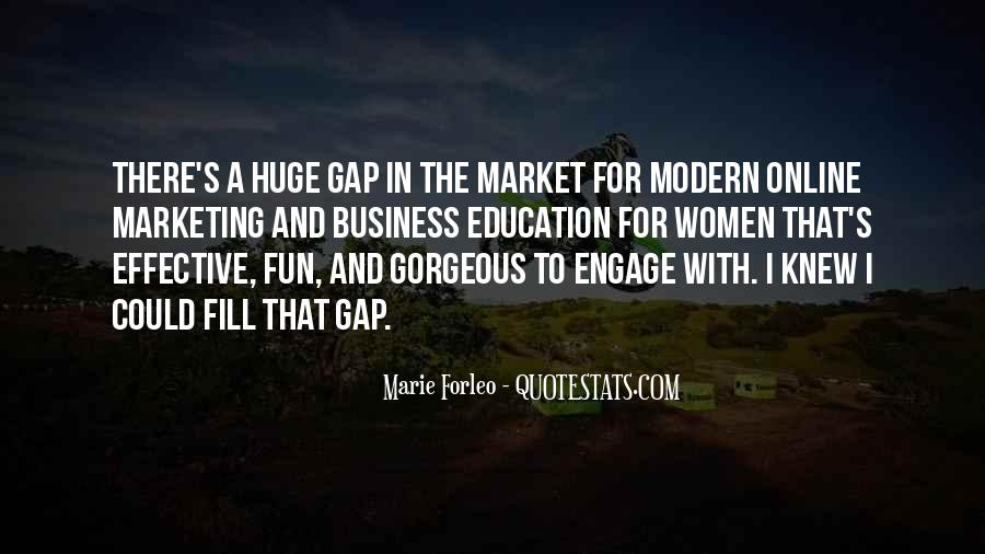 Quotes About Effective Marketing #834191