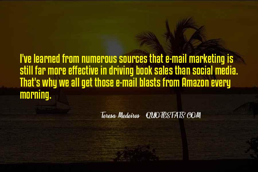 Quotes About Effective Marketing #849926