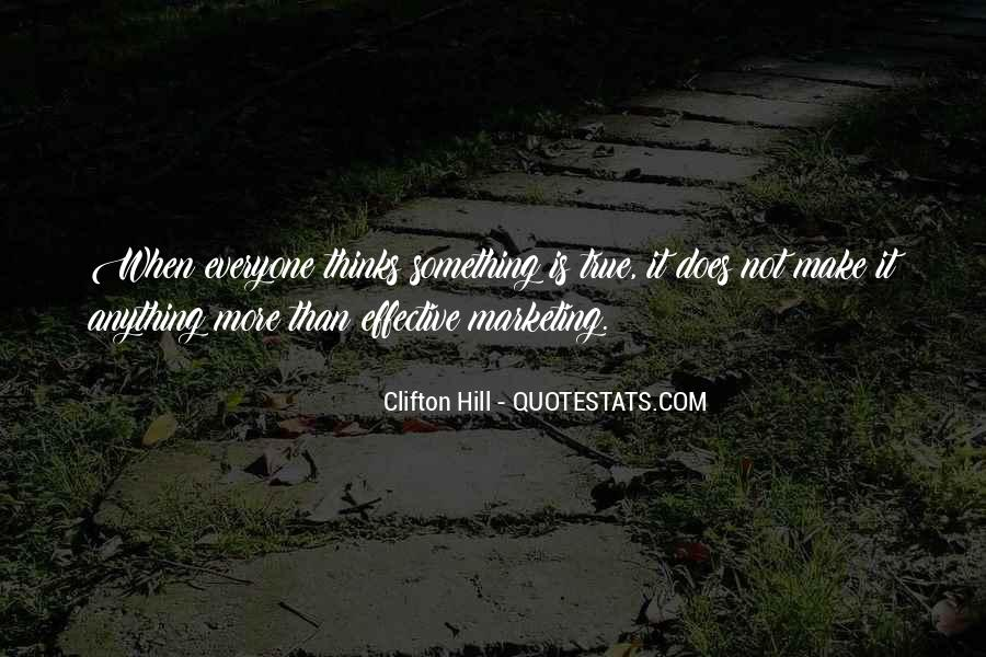 Quotes About Effective Marketing #959811