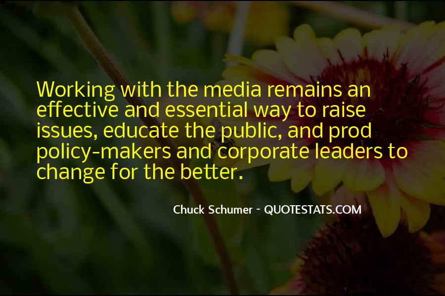 Quotes About Effective Leaders #1082027