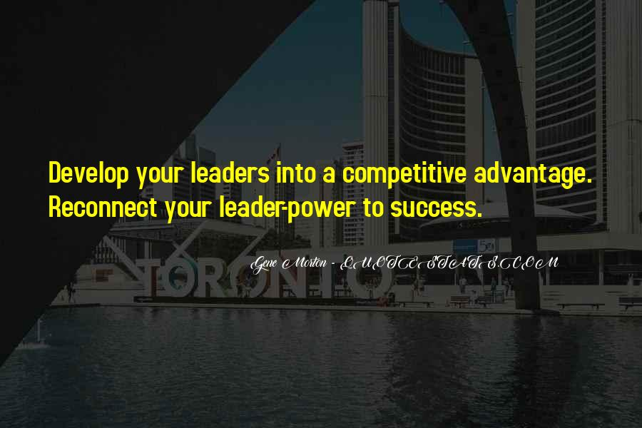 Quotes About Effective Leaders #110943