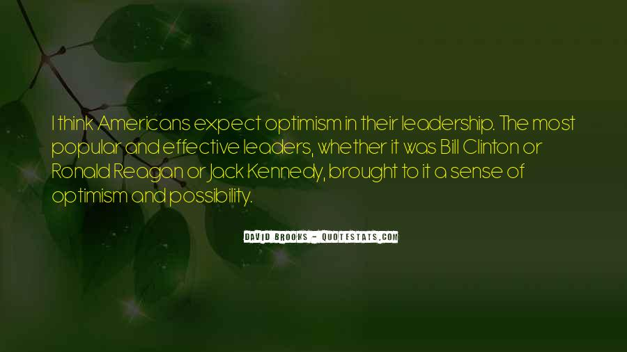 Quotes About Effective Leaders #1368189