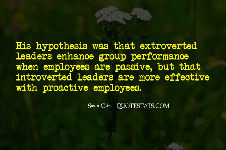 Quotes About Effective Leaders #323233