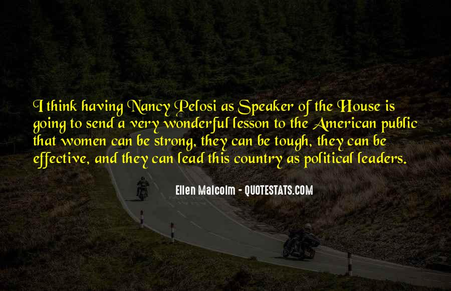 Quotes About Effective Leaders #374631