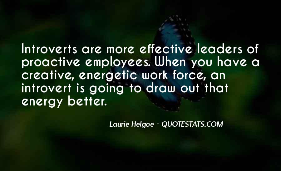 Quotes About Effective Leaders #698370