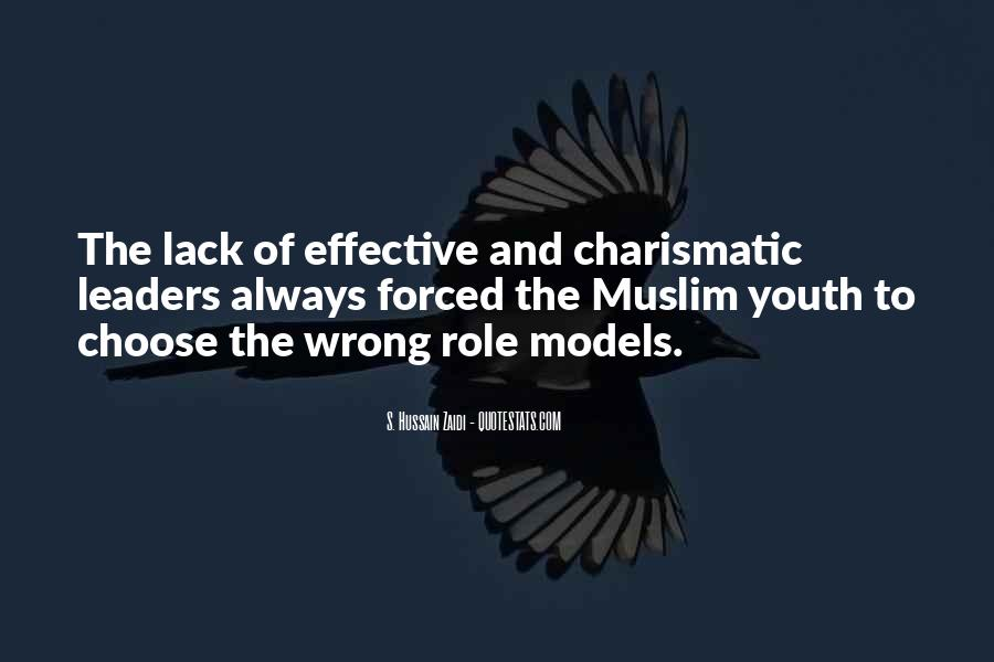 Quotes About Effective Leaders #850144