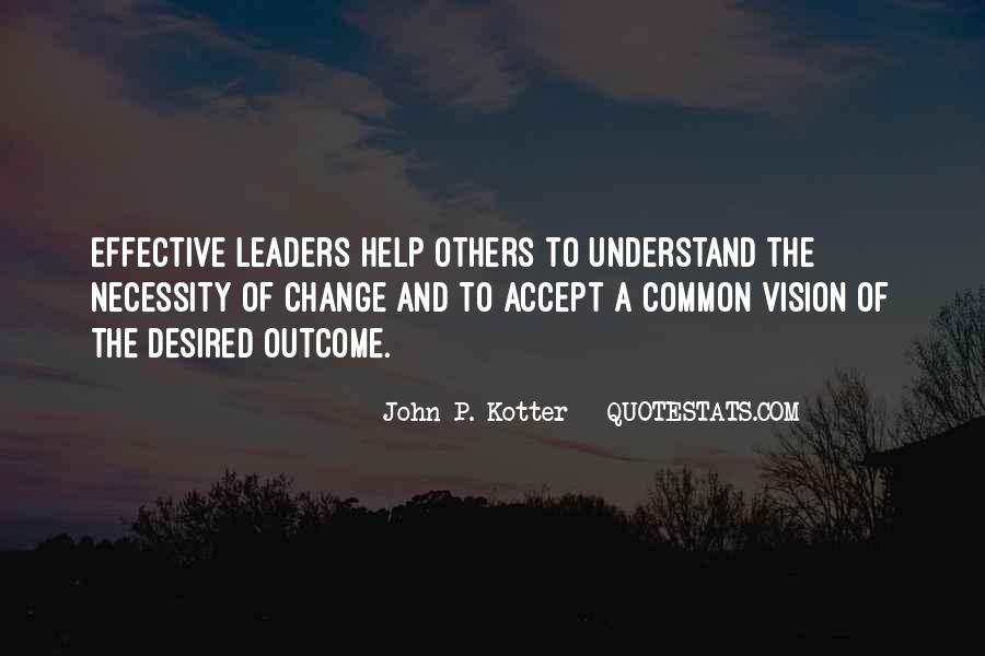 Quotes About Effective Leaders #998518