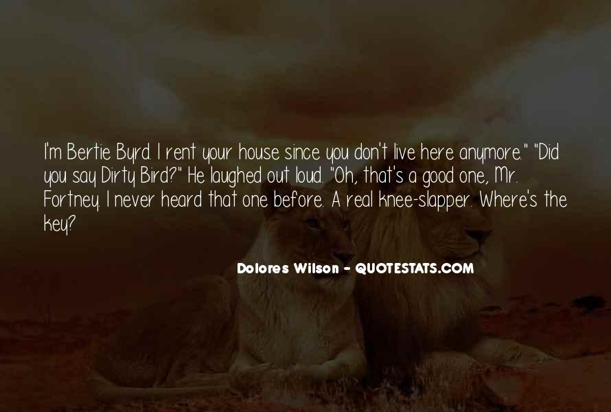 Knee Slapper Quotes #1270303