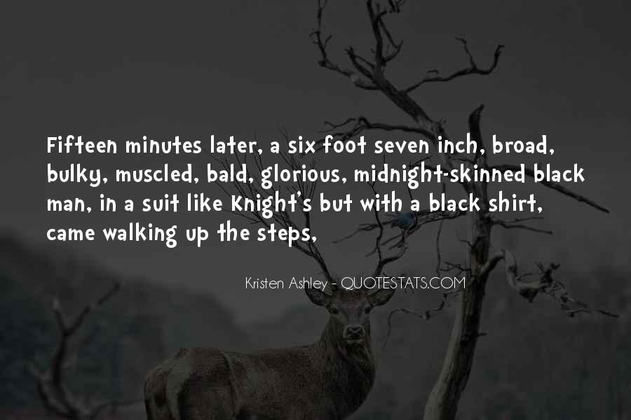 Knight Kristen Ashley Quotes #1385739