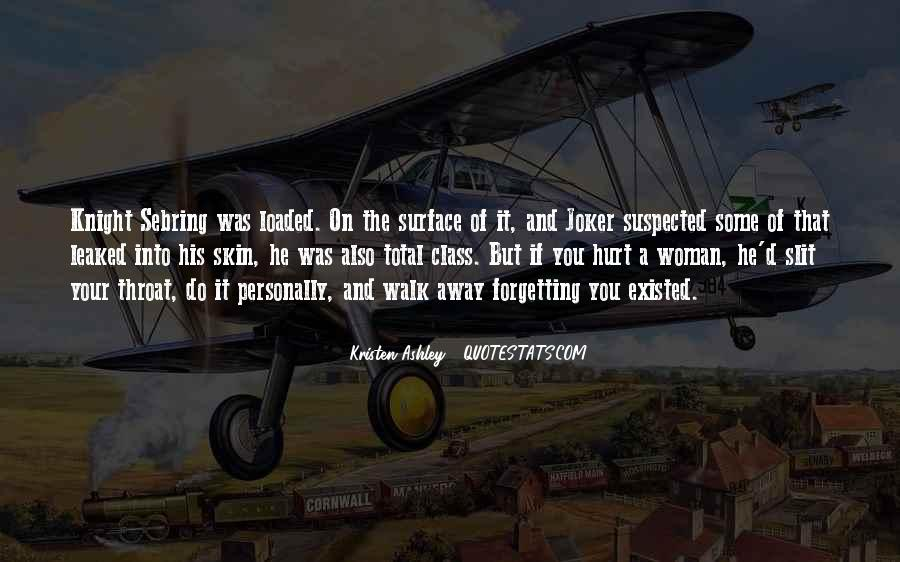 Knight Kristen Ashley Quotes #1437513