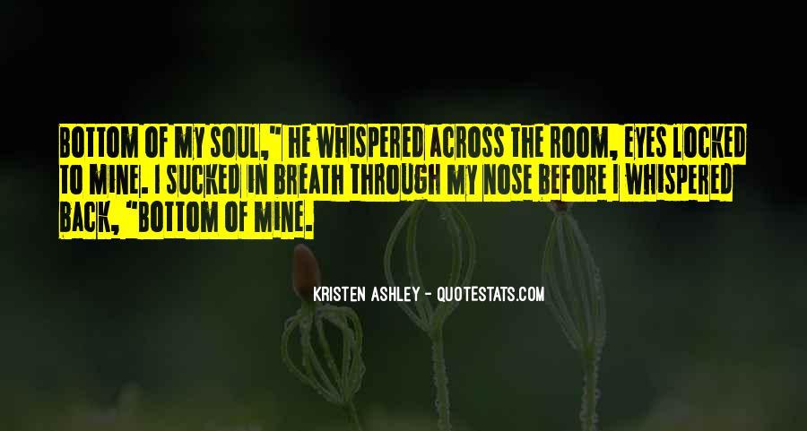 Knight Kristen Ashley Quotes #1714676