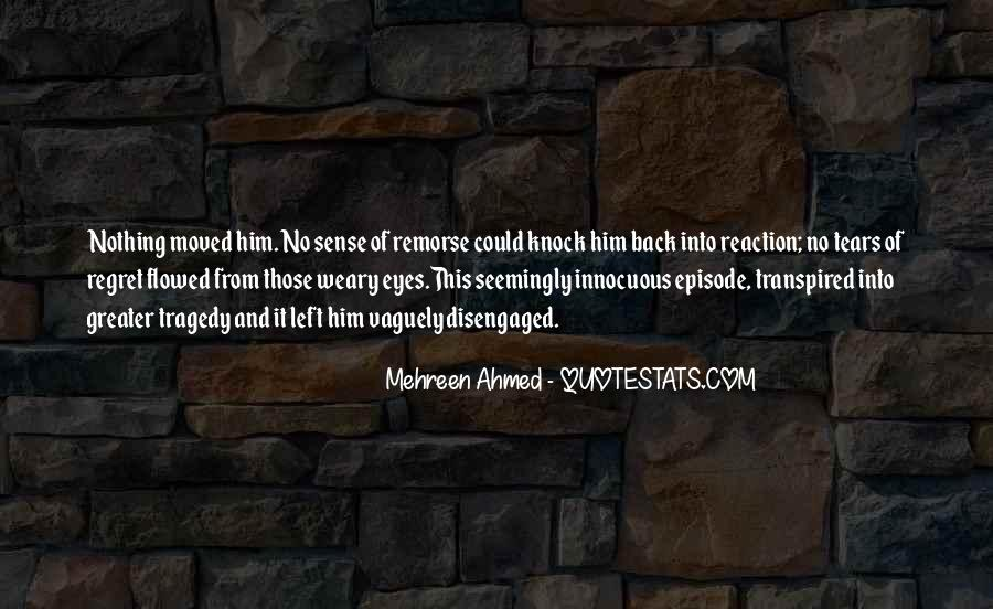 Knock Back Quotes #1220987