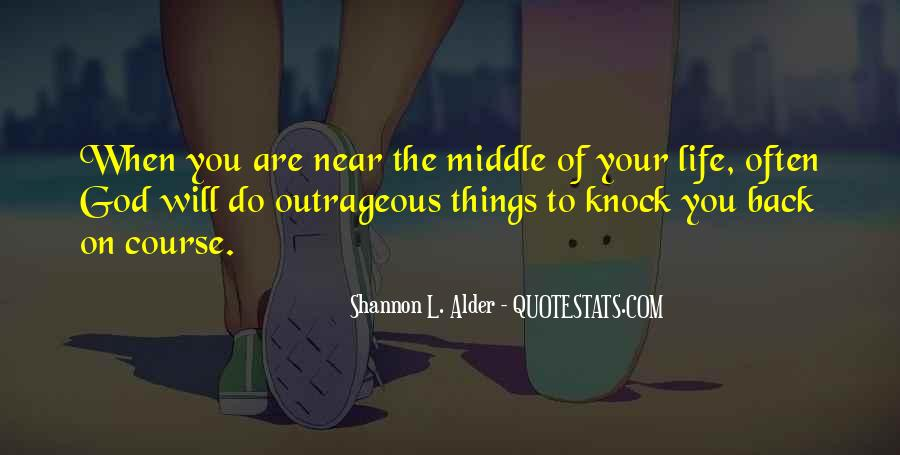 Knock Back Quotes #1829002
