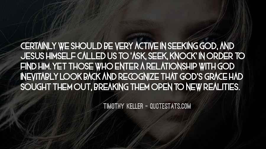 Knock Back Quotes #210341