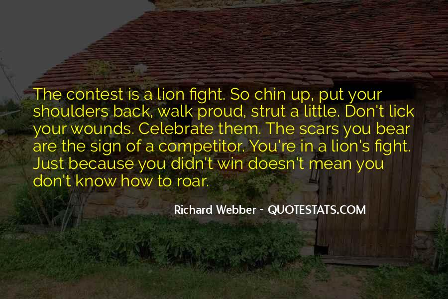 Know Your Competitor Quotes #1198230