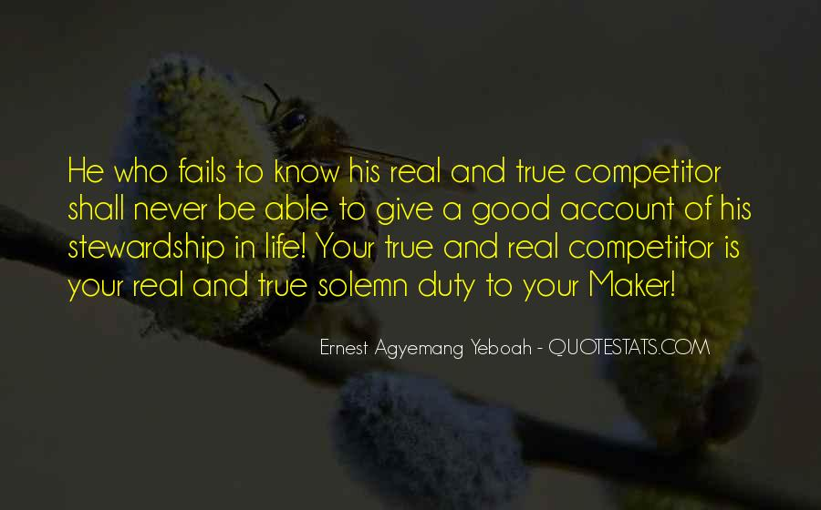 Know Your Competitor Quotes #1666910