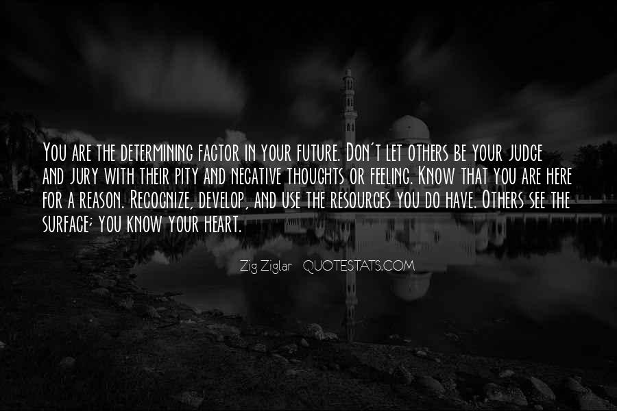 Know Your Future Quotes #146212