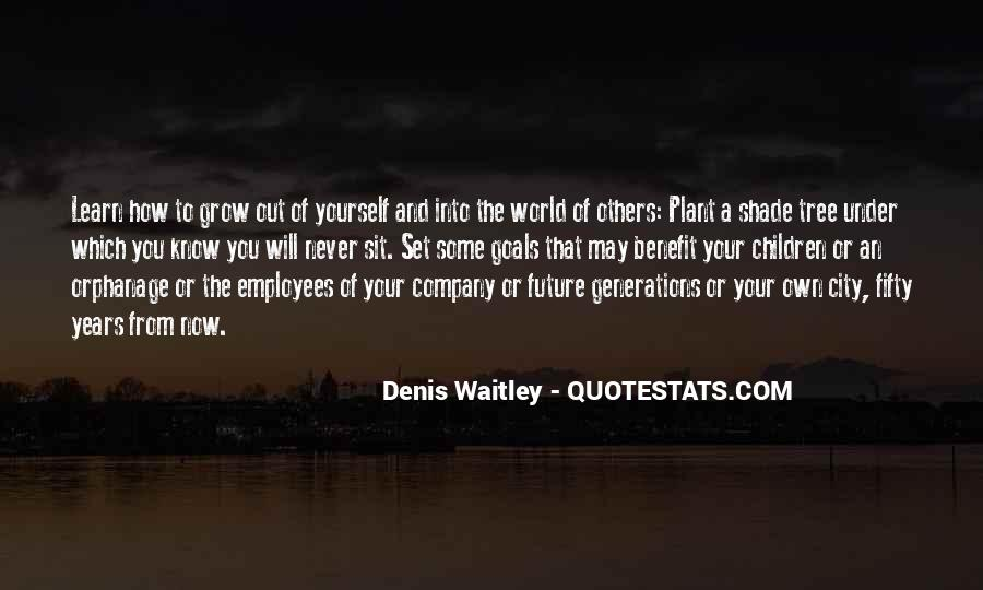 Know Your Future Quotes #496954