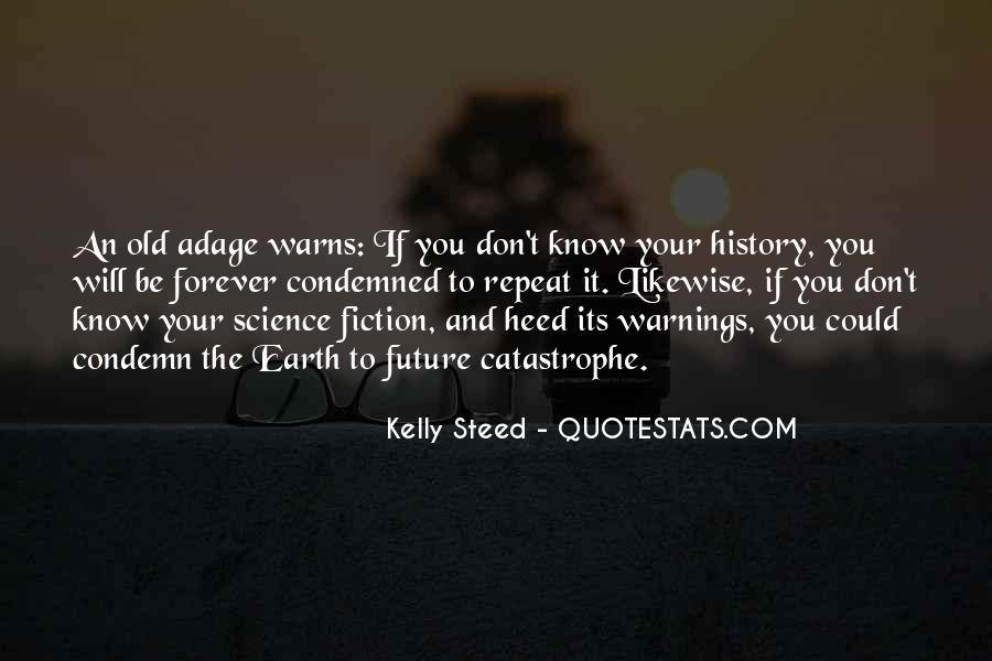 Know Your Future Quotes #787042
