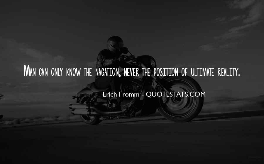 Know Your Position Quotes #25109