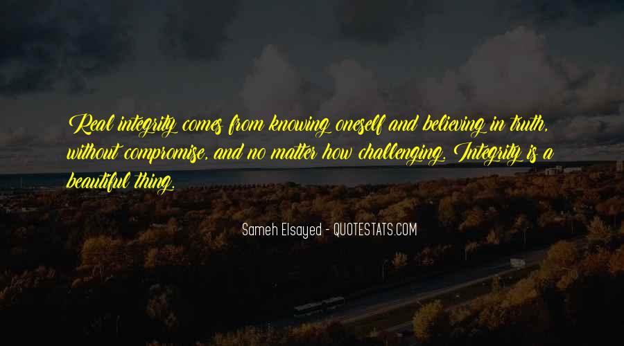 Knowing Vs Believing Quotes #418593