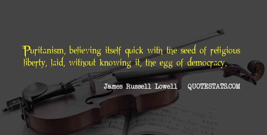 Knowing Vs Believing Quotes #502815