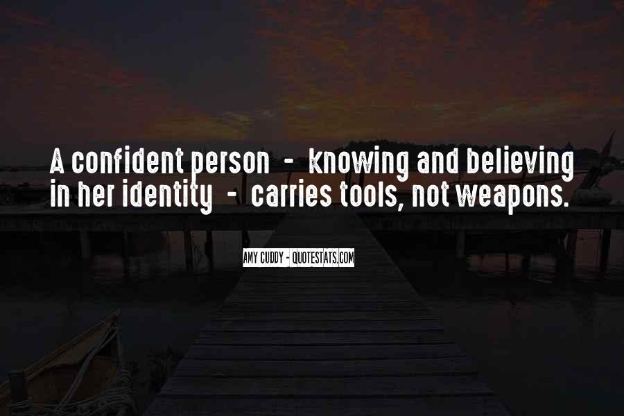Knowing Vs Believing Quotes #807502
