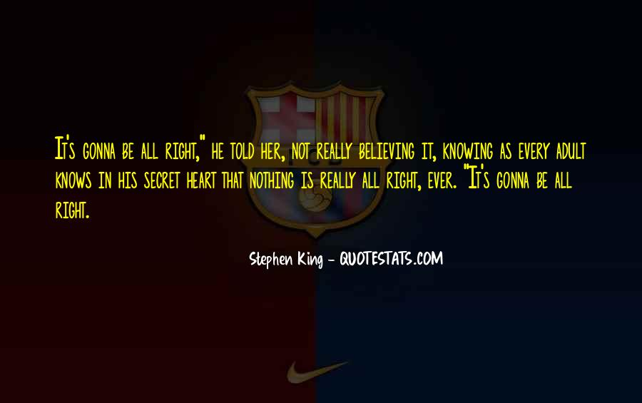 Knowing Vs Believing Quotes #844999