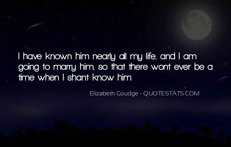 Knowing When A Marriage Is Over Quotes #884926