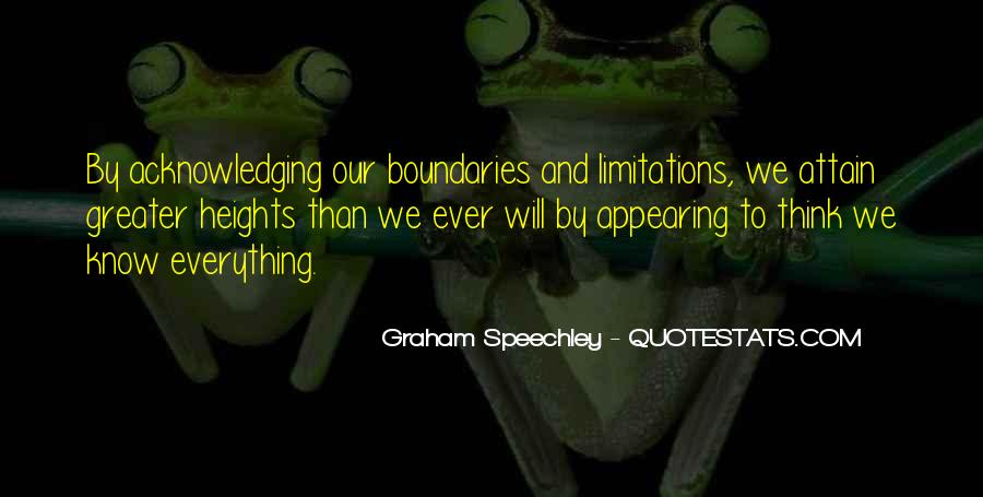 Knowing Yourself Leadership Quotes #1243364
