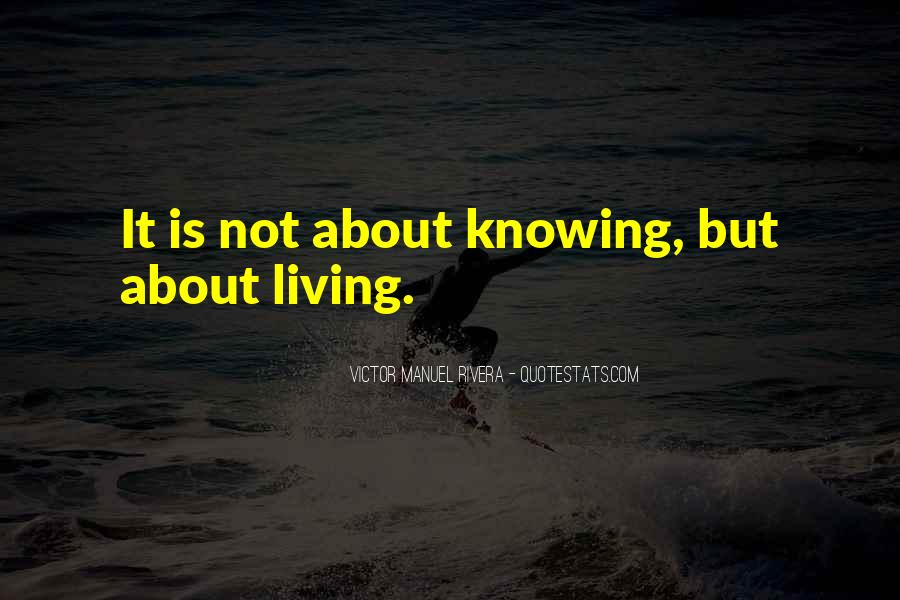 Knowing Yourself Leadership Quotes #1270624